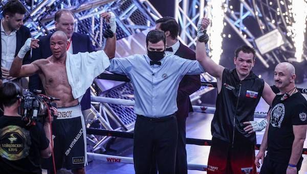 Чудинов не согласен с решением судей по бою с Чилембой