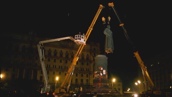 На Лубянке опять хотят поставить памятник