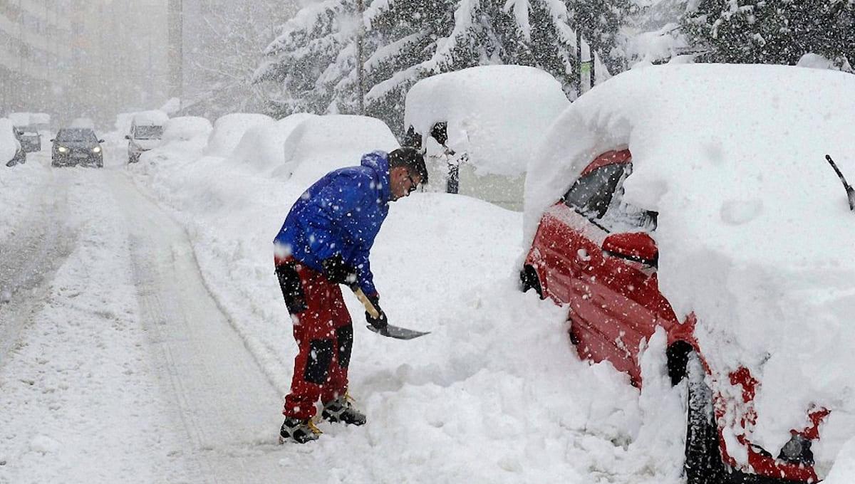 На Подмосковье и Москву вновь обрушится мощнейший снегопад