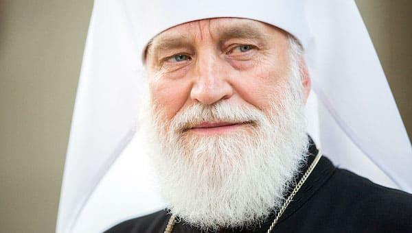 Кем заменили митрополита Ювеналия