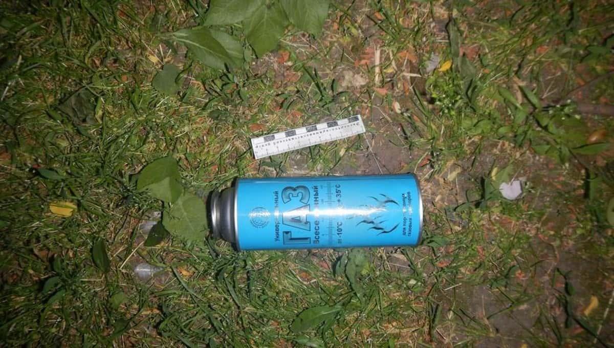В Подмосковье подросток погиб, надышавшись газом