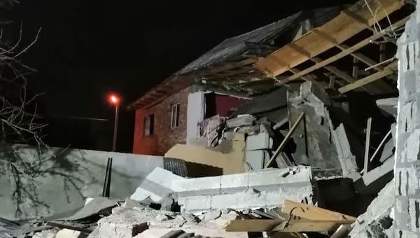 Возбуждено уголовное дело по факту взрыва в доме под Серпуховом