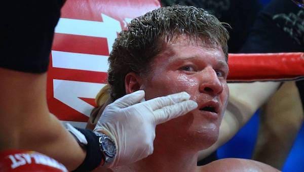 Руководитель Федерации бокса России предложил Поветкину уйти на покой