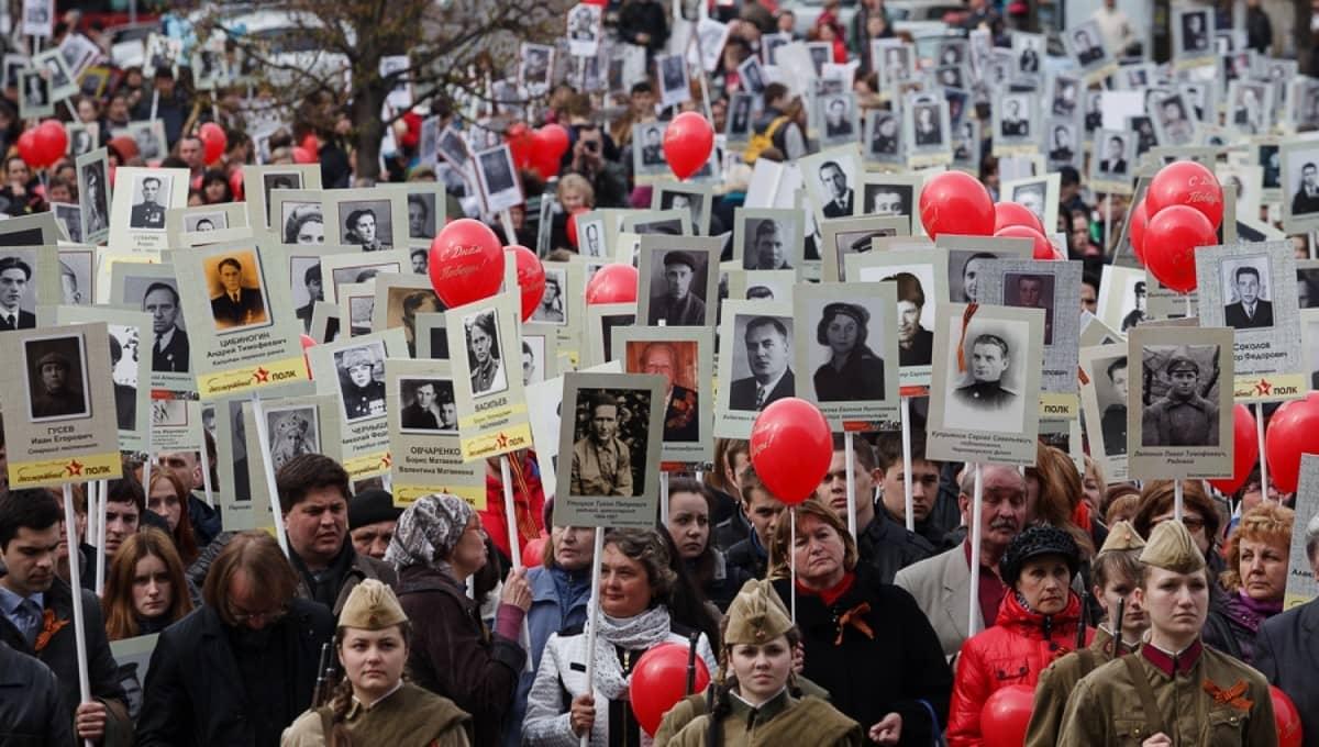 Шествия Бессмертного полка 9 мая на российских улицах не будет