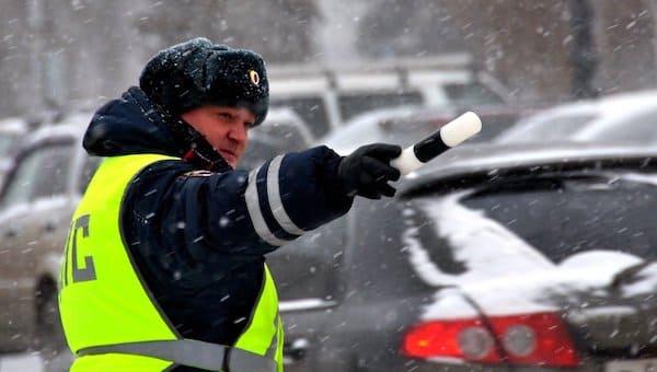 Начались проверки водителей на юге Подмосковья