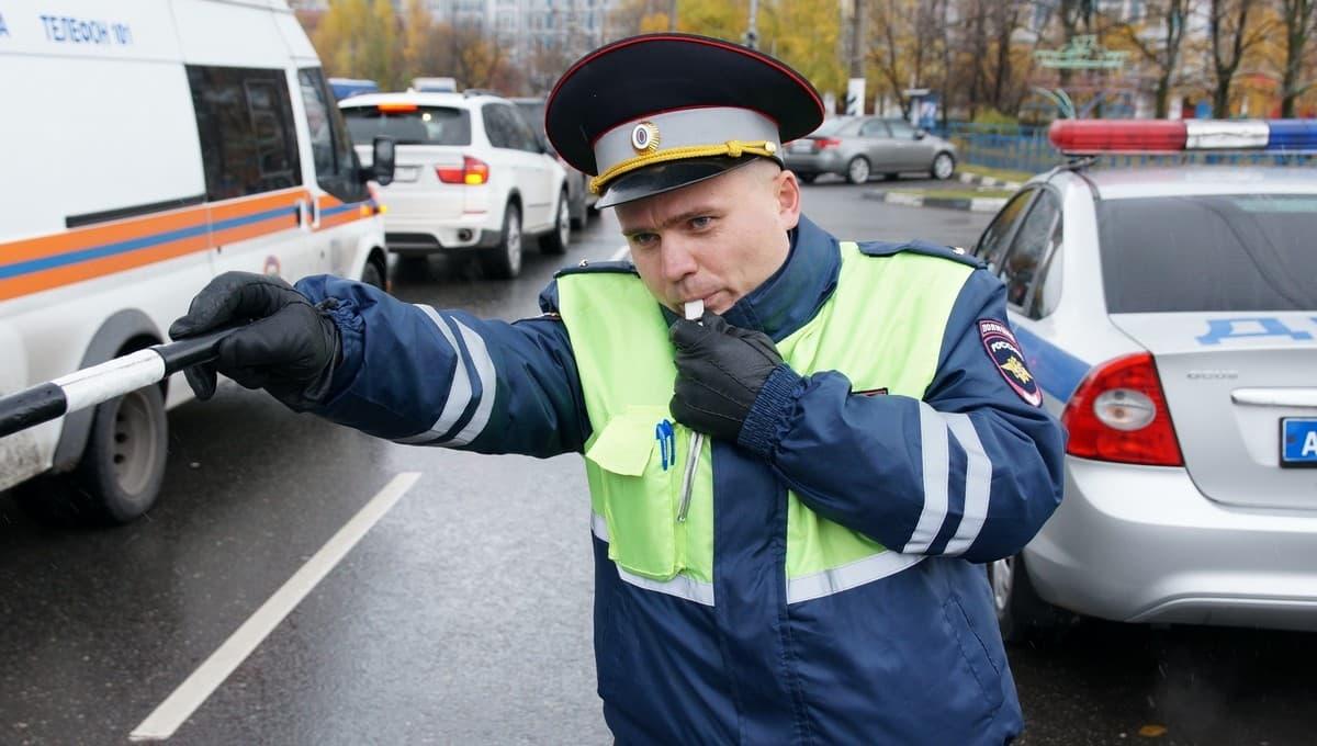 На юге Подмосковья объявляется «охота» на некоторых водителей