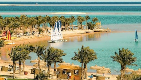 Курорты Египта могут возобновить прием туристов из России