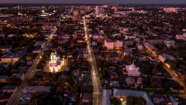 В каких местах России приятно и комфортно жить?