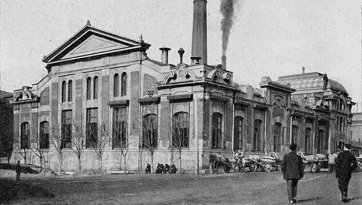 Электростанция Серпухова стала объектом культурного наследия