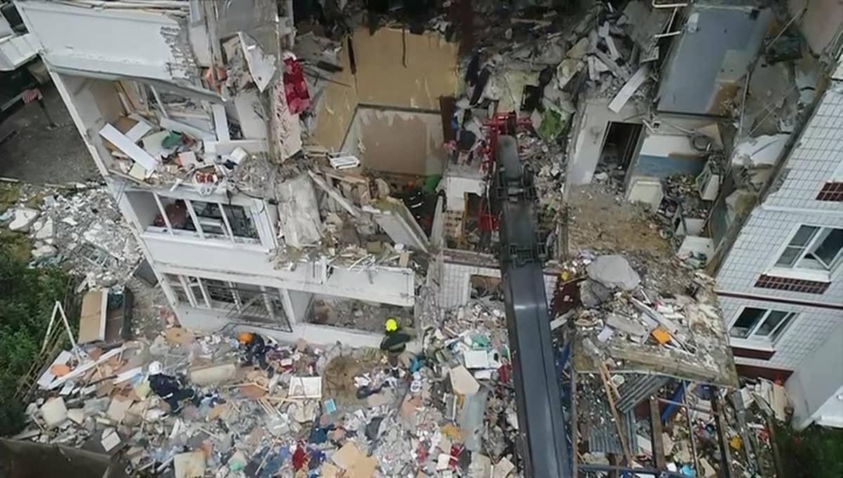 Стала известна причина взрыва дома в Ногинске