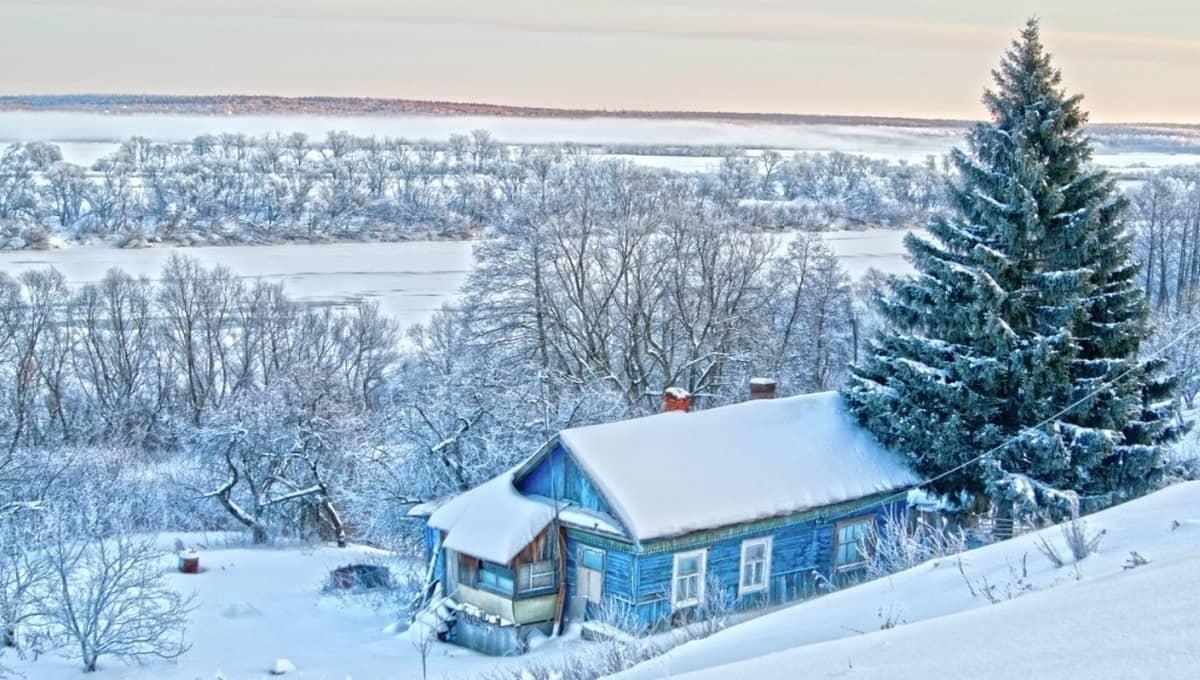 Какой будет зима 2021-2022 в России?