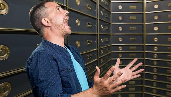У подмосковного бизнесмена выкрали из банковской ячейки 51 миллион