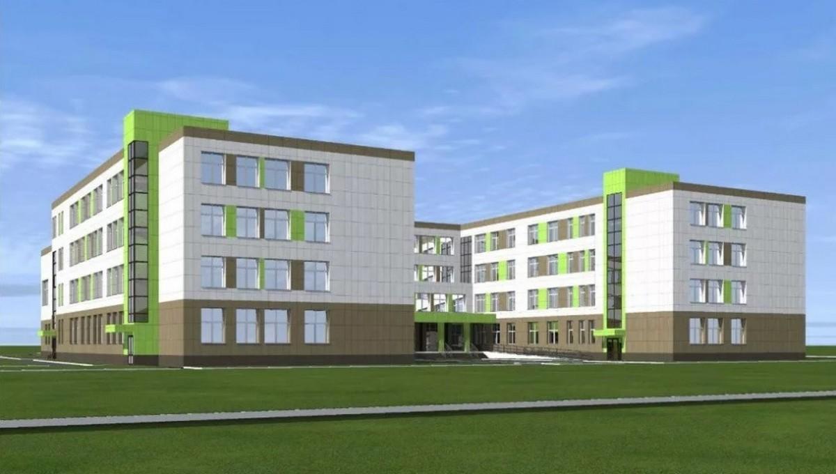 Названа дата открытия новой школы в Ивановских двориках