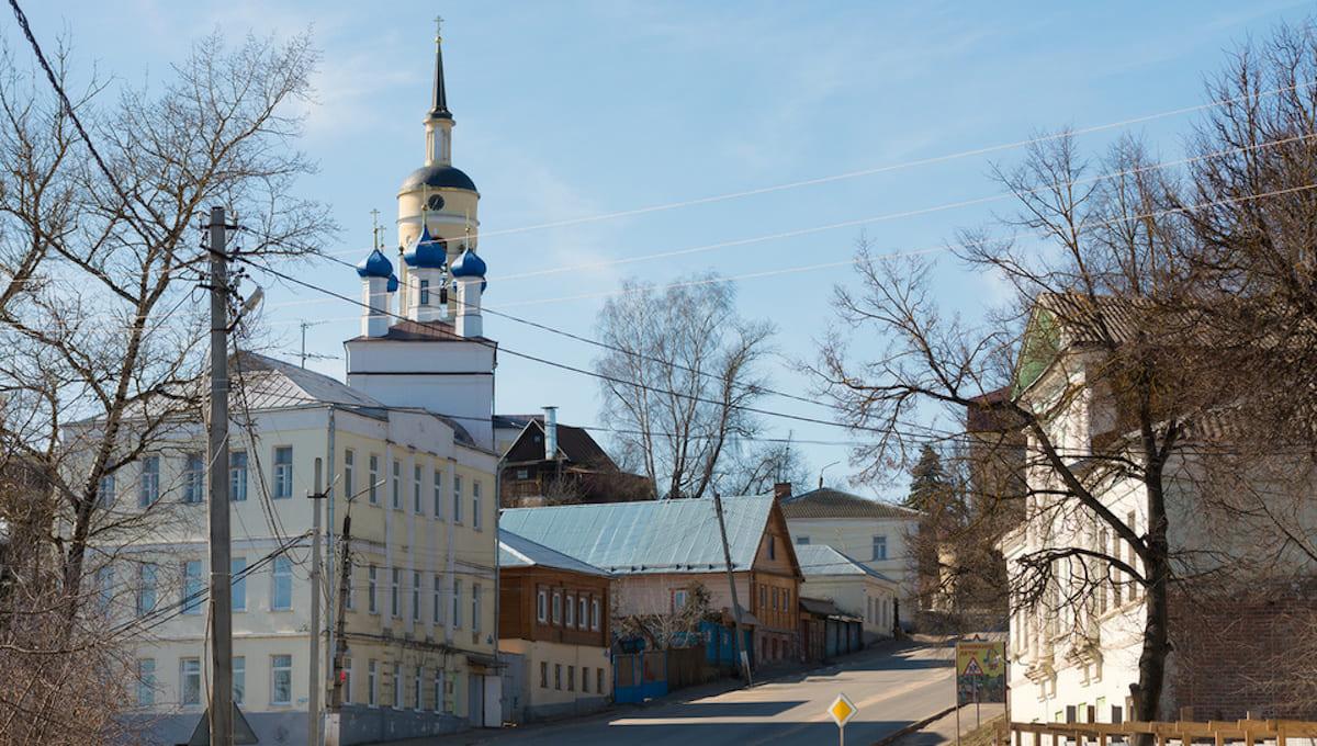 Вотчина серпуховских князей получил статус исторического поселения