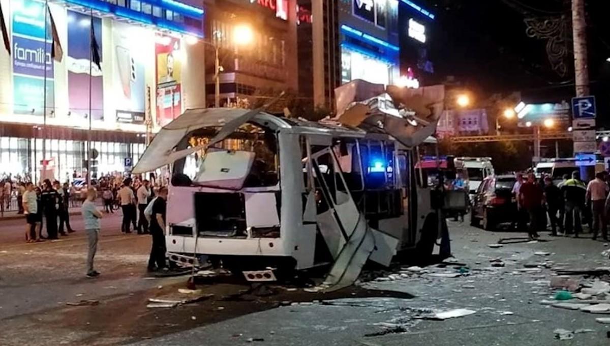 Число жертв взрыва в Воронеже достигло двух