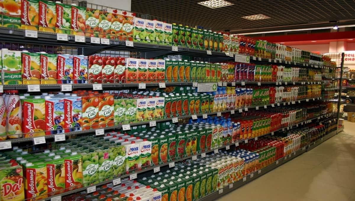 Эксперты назвали самые качественные марки сока в магазинах