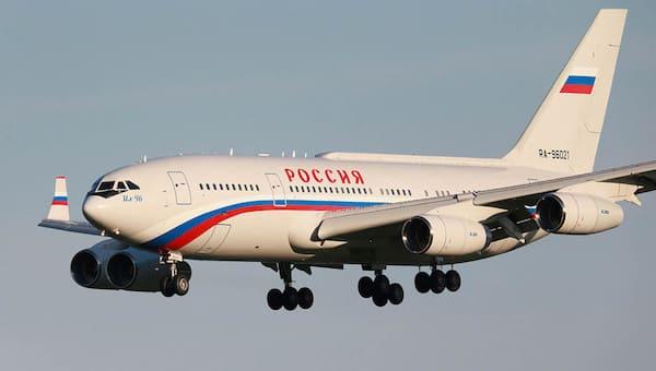 Самолет с президентом Путиным утром кружил над Серпуховом
