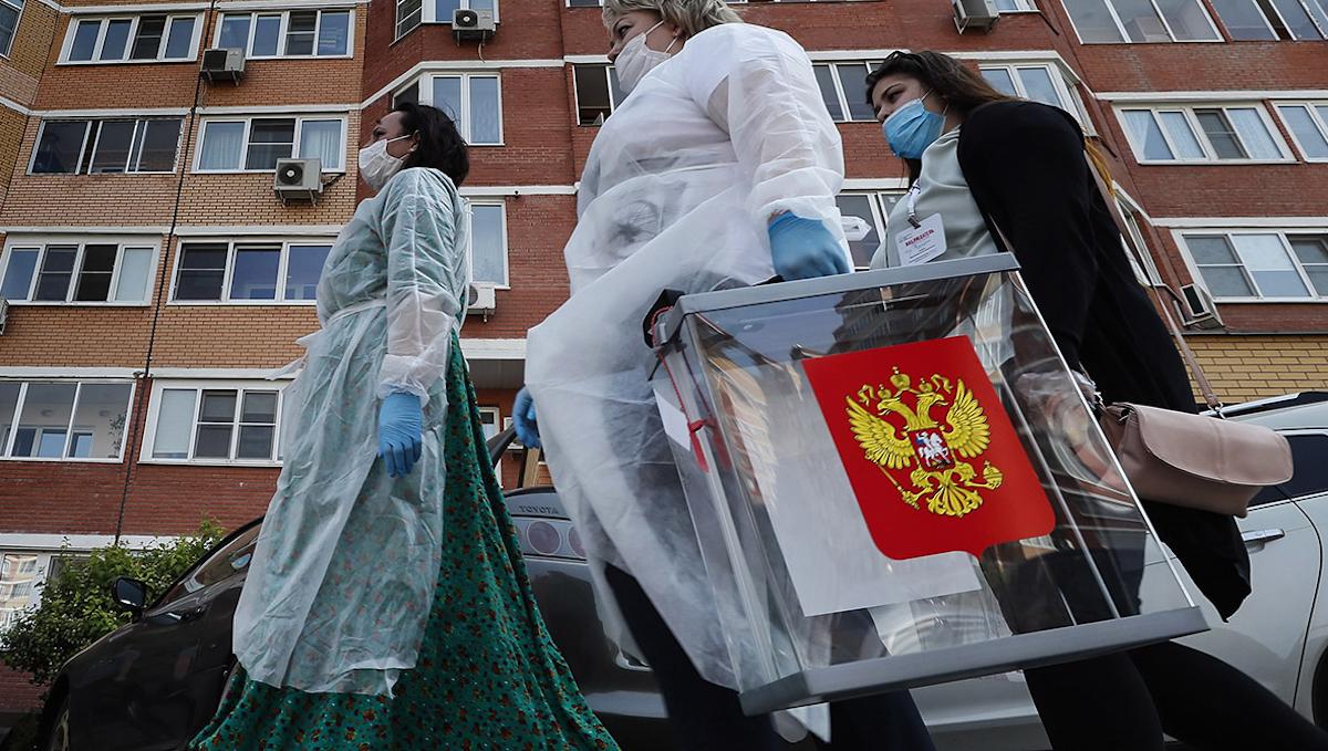 В Серпухове зафиксированы электоральные аномалии