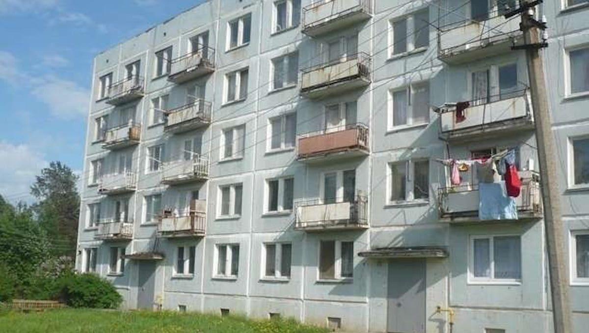 Квартиры в Серпухове-12 превратились в бетонные пещеры