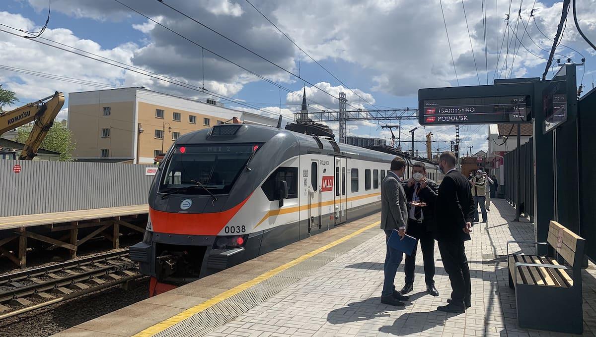 На Каланчёвской перестанут останавливаться пригородные поезда