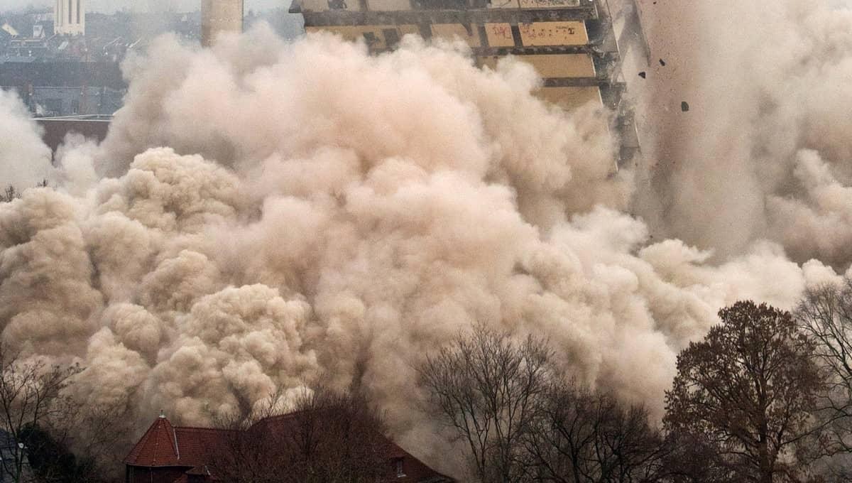 На территории  Серпухова взорвут здание