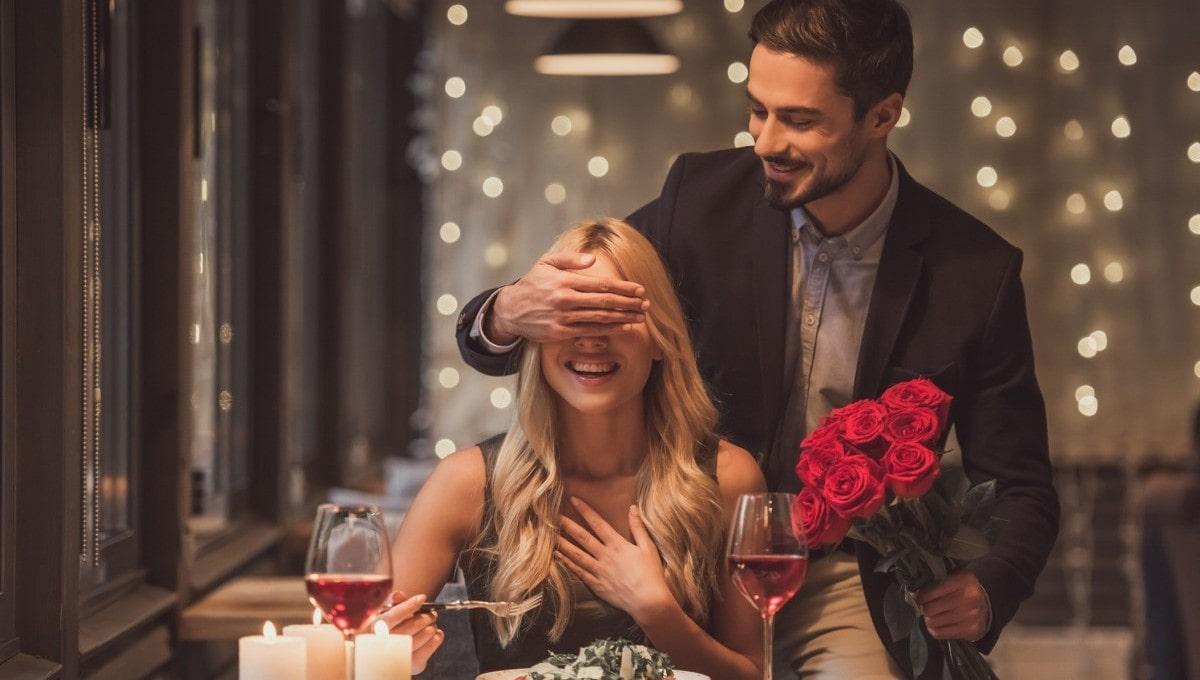 Самое романтичное 14 февраля - в Парке Дракино