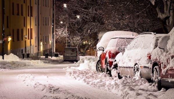 На Подмосковье вот-вот обрушится мощный снегопад