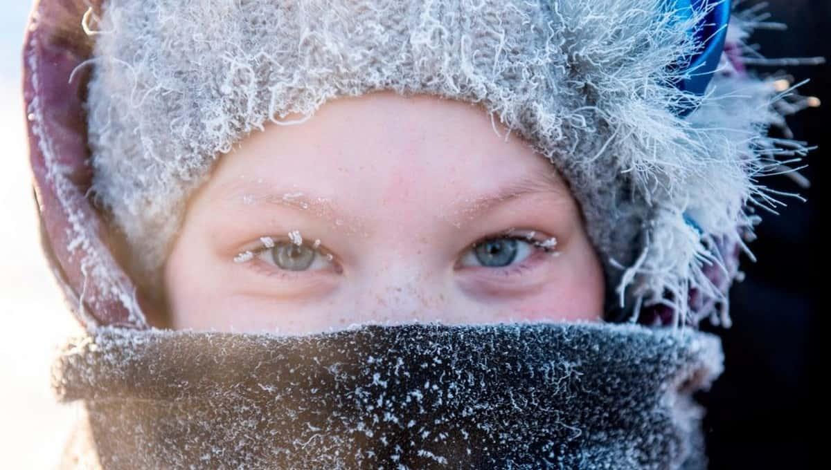 Жителей Москвы и Подмосковья ждут «адские морозы»