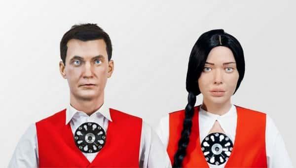 «Как из фильма ужасов»: россиян напугали роботы из МФЦ