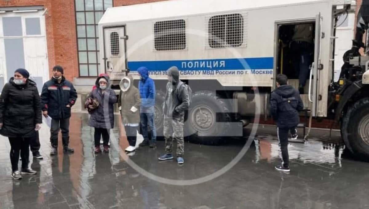 В Москве задержали помощника главного раввина России