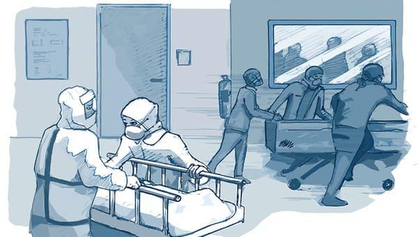 В Подмосковье резко сократилось число новых случаев COVID-19