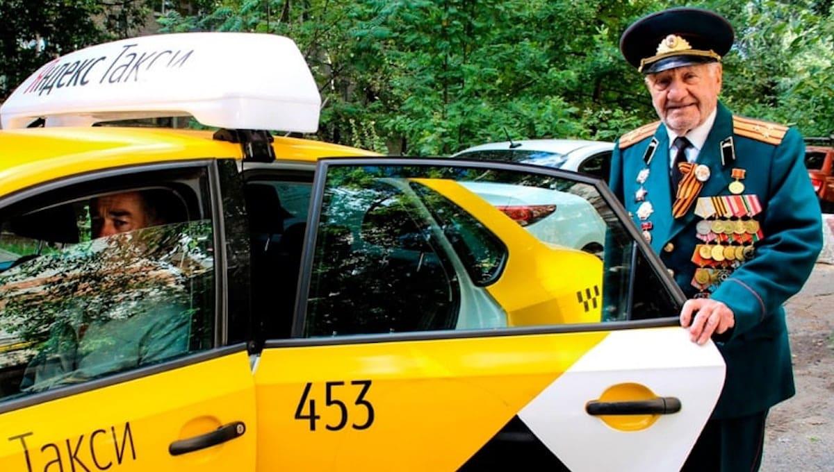 Ветераны смогут три дня бесплатно ездить на такси