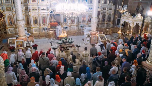 Когда пройдут пасхальные службы в Серпухове, Протвино и Пущино
