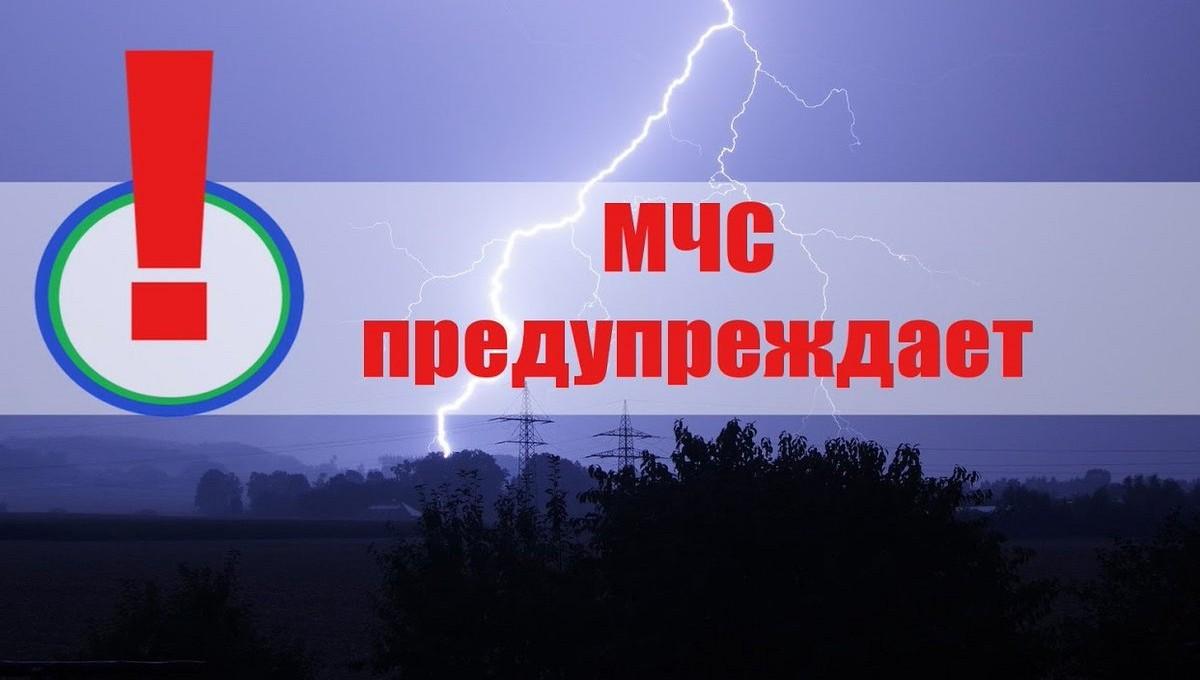 МЧС выпустило экстренное предупреждение для жителей Подмосковья