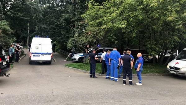 Двое сыновей и их отец погибли в московской квартире из-за взрыва