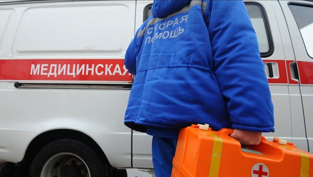 В Серпухове с 9 этажа выпал мужчина