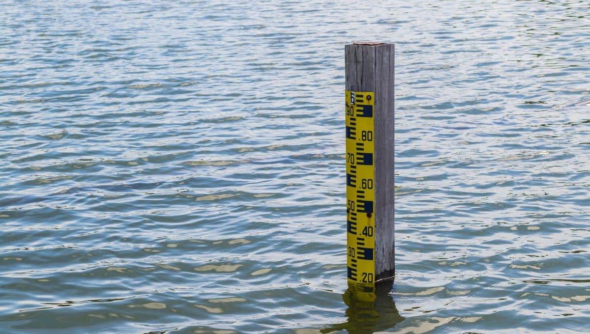 Уровень воды в Оке перевалил за +400