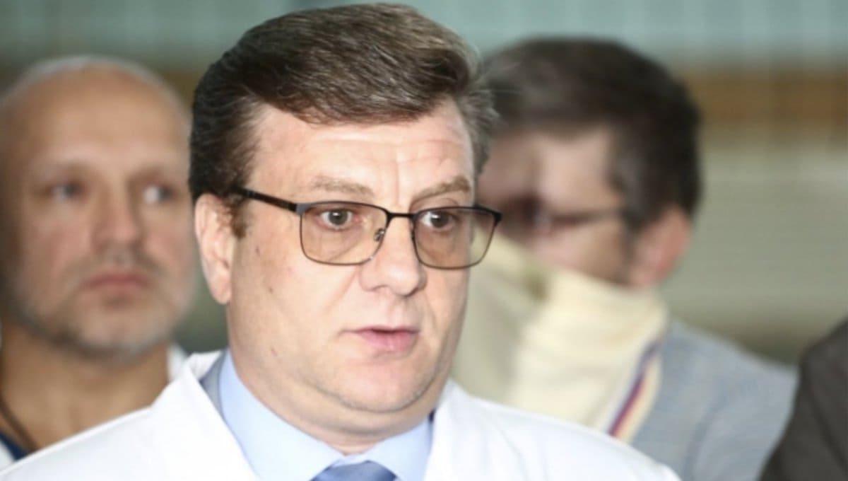 На сибирских болотах пропал министр здравоохранения