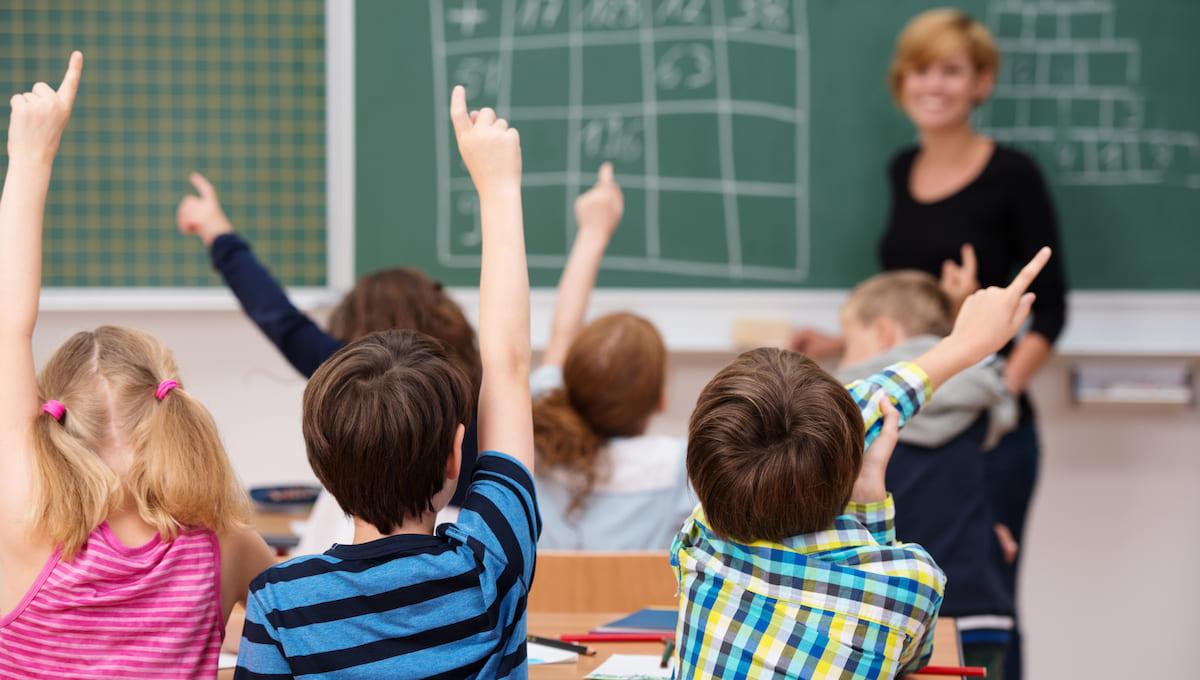 Все школы Подмосковья переходят на триместры