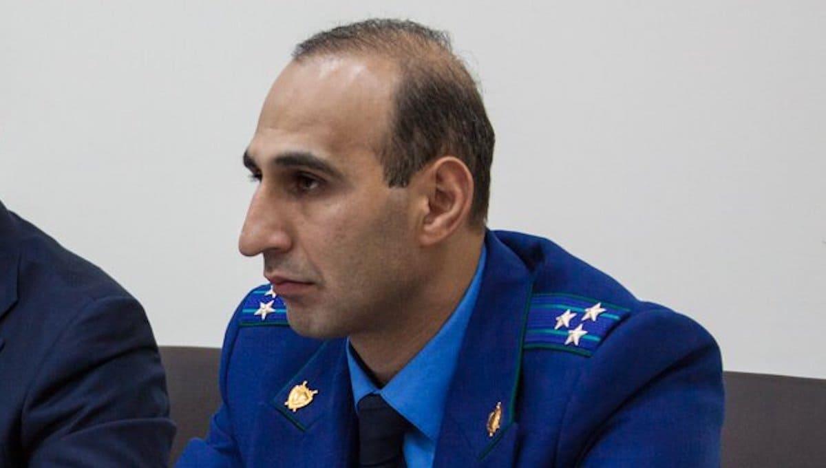 Зампрокурора Московской области подал в отставку