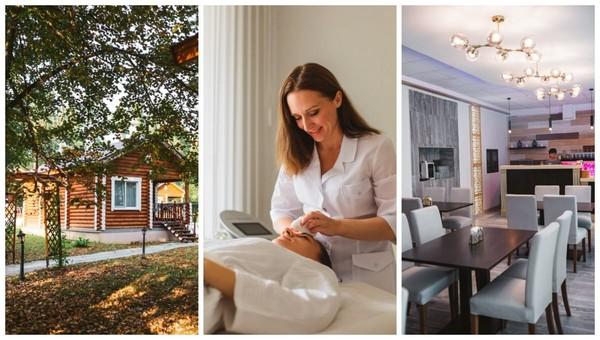 Вятичи Eco Resort&Medical Spa  - новое имя философии отдыха