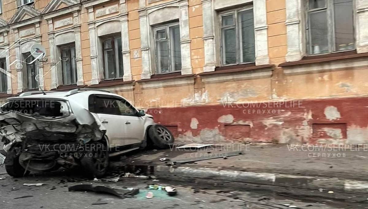 Юная автоледи нелепо и страшно погибла в Серпухове
