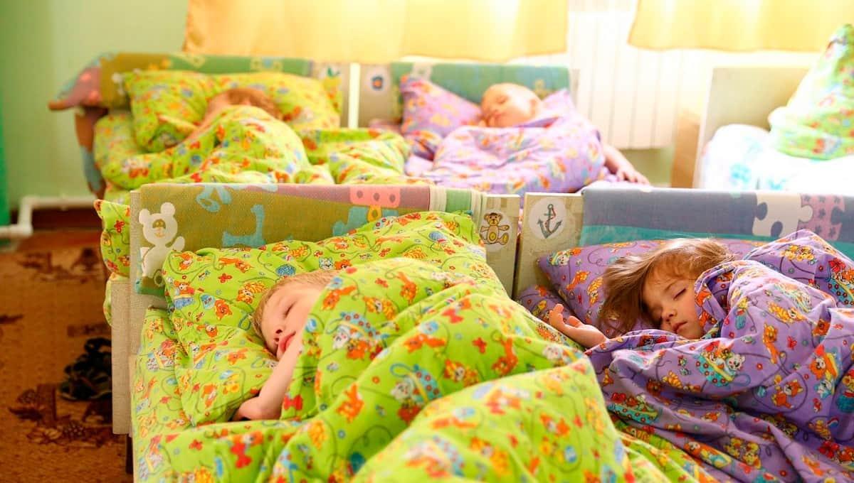Неадекват напал на детский сад в Подмосковье