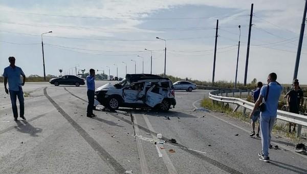 Женщина-водитель в Подмосковье погибла, столкнувшись с автобусом