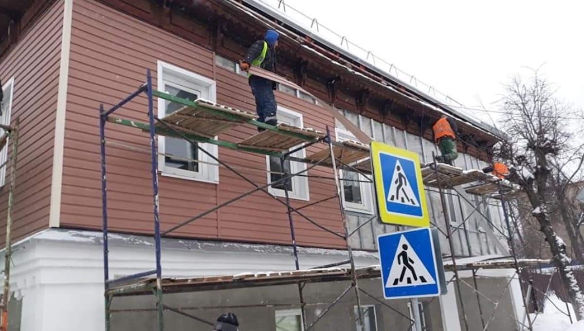 Глава Серпухова высказалась о массовом сносе старинных домов в городе