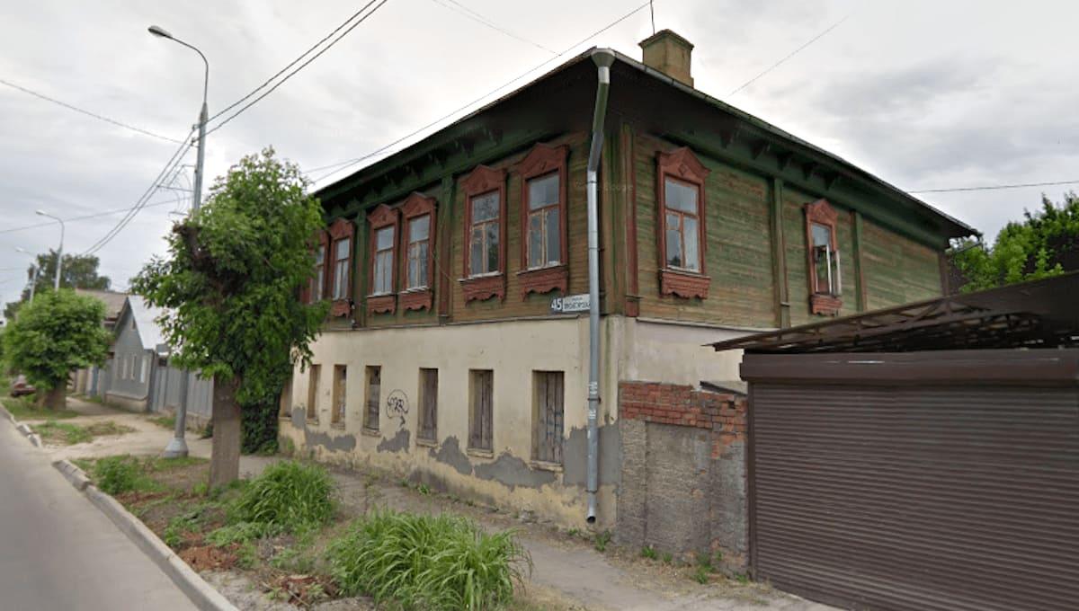 В Серпухове решено снести массу старинных домов