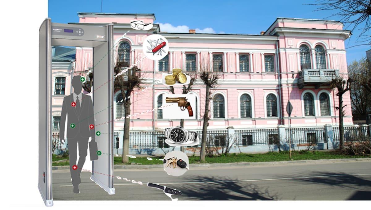В музее Серпухова появится новая система безопасности