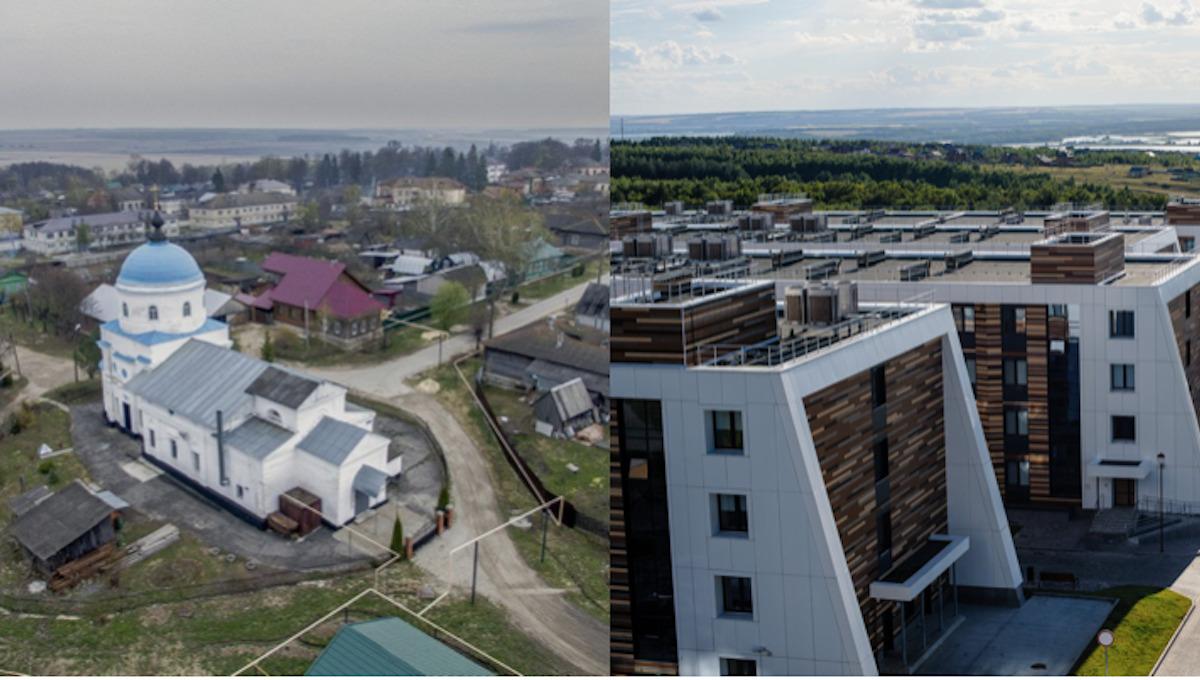 В России не осталось самого маленького города