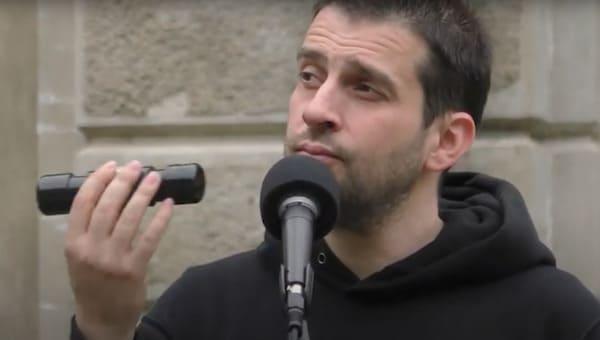 Пётр Налич дал концерт у стен усадьбы Пущино-на-Оке