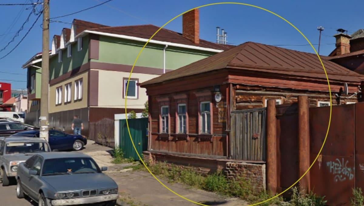 Волонтеры восстановят исторический дом в центре Серпухова